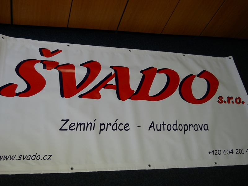 AUTOPLACHTY ZERO - Výroba bannerů